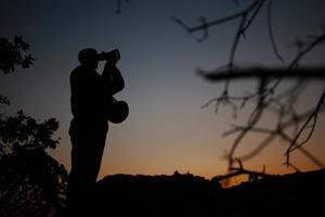 Бойцы АТО отбили атаку боевиков на Светлодарской дуге: видео ночного боя
