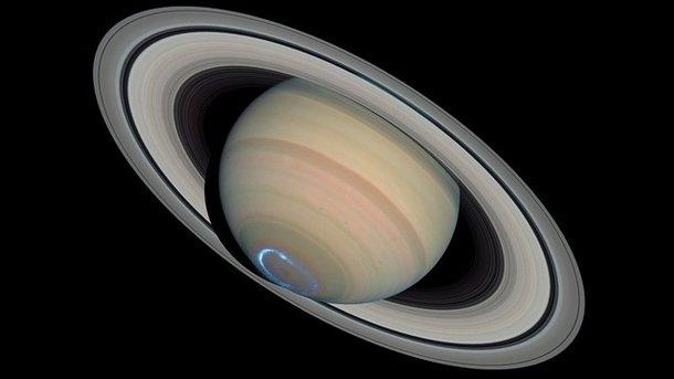 Ученые выяснили что микроорганизмы могут выжить на Сатурне