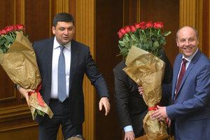 Гройсман и Парубий могут пропустить пресс-конференцию Порошенко
