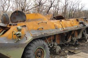 Боевики прячут тяжелое вооружение от ОБСЕ на Донбассе