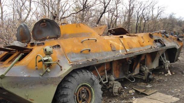 52 единицы тяжелого вооружения размещены вДонбассе с несоблюдением линии отвода— ОБСЕ