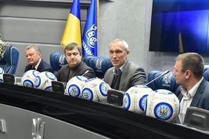 Маркевич и Протасов проведут жеребьевку полуфинала Кубка Украины
