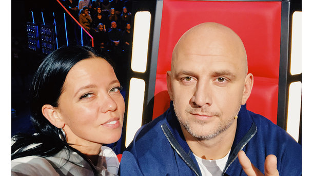 Потап (Алексей Потапенко) воссоединился сбеременной экс-супругой Ириной Горовой