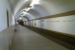 В столичной подземке умер мужчина