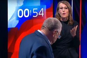Муж Собчак ответил Жириновскому на оскорбления в адрес жены