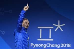 Александр Абраменко признан лучшим спортсменом Украины в феврале