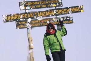 Даша Трегубова узнала о пополнении у горы Килиманджаро, а Роза Аль-Намри год прожила в Южном Йемене