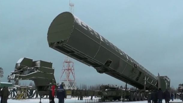Командующий РВСН рассказал обиспытаниях ракеты «Сармат»