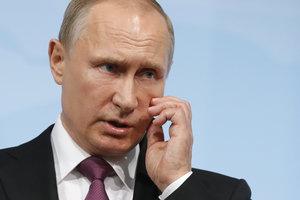 Ракеты Путина обрушили курс рубля