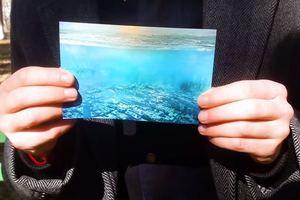 """""""Все под водой"""": американец показал фото """"из 5000 года"""""""