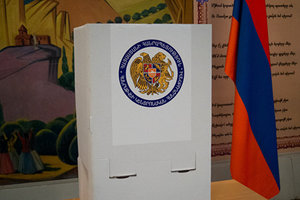 The new President of Armenia was one of the candidates