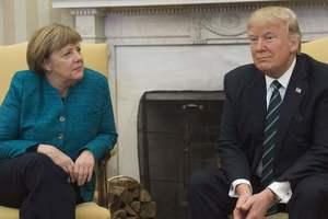 Меркель и Трамп обсудили высказывания Путина о новых ракетах