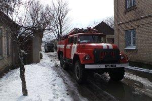 В Бердянске пожарные спасли людей в городской больнице