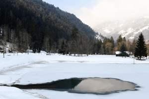 В французских Альпах четыре человека погибли от схода лавины