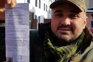 Суд отпустил под залог сторонника Саакашвили