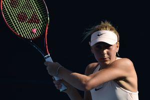 Теннисистка Марта Костюк объявила бойкот соревнованиям в России