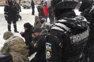 """Под Радой обнаружили много гранат и """"коктейли Молотова"""": опубликованы фото"""