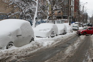 Погода в Украине: синоптик рассказала, когда прекратятся снегопады