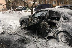 В центре Донецка прогремел взрыв: пострадал человек