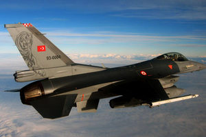Turkish air force hit Assad's troops in Syria