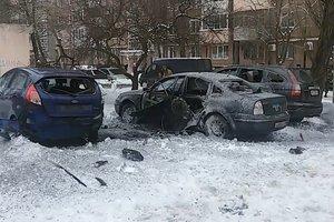 Мощный взрыв в центре Донецка: подробности и новое видео