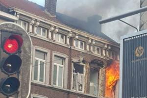 В Бельгии в жилом доме прогремел взрыв