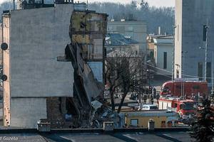Взрыв газа в многоквартирном доме в Польше: число жертв возросло, множество пострадавших