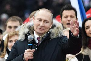 Путин отказался выдавать США обвиненных во вмешательстве в американские выборы