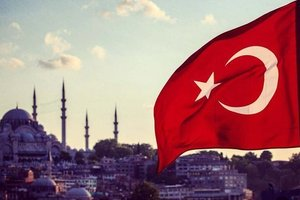 In Turkey close down the U.S. Embassy because of security reasons