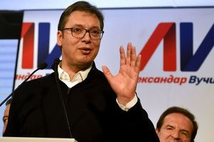 In Serbia in the local elections won by the ruling party
