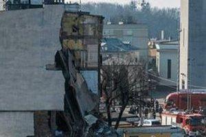 Взрыв газа в многоквартирном доме в Польше: число жертв возросло