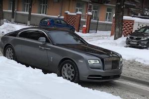 """В Украине впервые """"засветился"""" самый быстрый Rolls-Royce"""