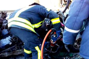Жуткое ДТП в Одессе: водитель погиб на месте