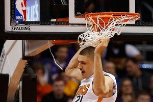 Команда Алексея Лэня не смогла выйти в плей-офф НБА