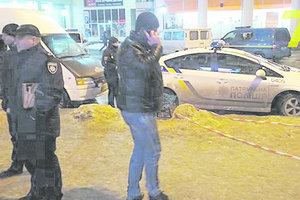 Стрельба на Привозе: водитель напал на охранника парковки