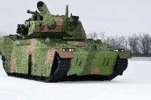 Армия США получила новый легкий танк