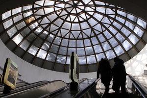 В киевское метро будут пускать бесплатно за стих Шевченко