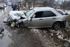 На Закарпатье 21-летний водитель Мercedes насмерть сбил ребенка