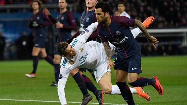 После победы над ПСЖ Роналду дал «пять» тысячу раз— Столькоже забил