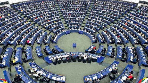 ВЕвропарламенте объявили бойкот— «Выборы» Владимира Путина