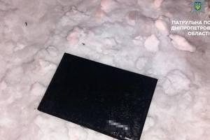 В Днепре грабители вынесли из банка сейф и ноутбуки