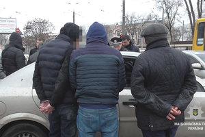 В Одессе со стрельбой задержали мигрантов