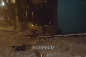 Взрыв в центре Киева: из гранатомета обстреляли ресторан - СМИ