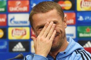 """В Италии думают, что """"Динамо"""" до сих пор тренирует Ребров"""