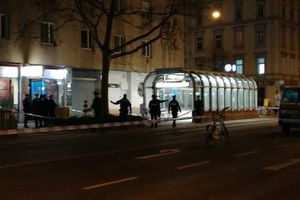 In Vienna the unknown with a knife attacked passers-by were wounded