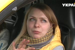 В ралли только девушки: в Киеве и Черкассах устроили женские заезды