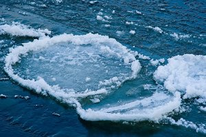 In Ukraine is expected ice and the rise of the river level