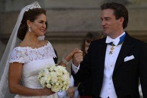 Принцесса Швеции Мадлен стала многодетной матерью