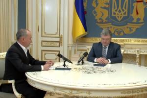 Gritsak reported Poroshenko about the high threat of terrorist attacks: the President demanded tough measures