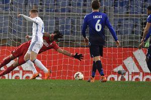 Виктор Цыганков - игрок недели в Лиге Европы